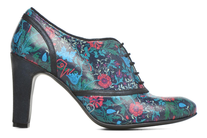 Zapatos con cordones Annabel Winship Stella Multicolor vistra trasera