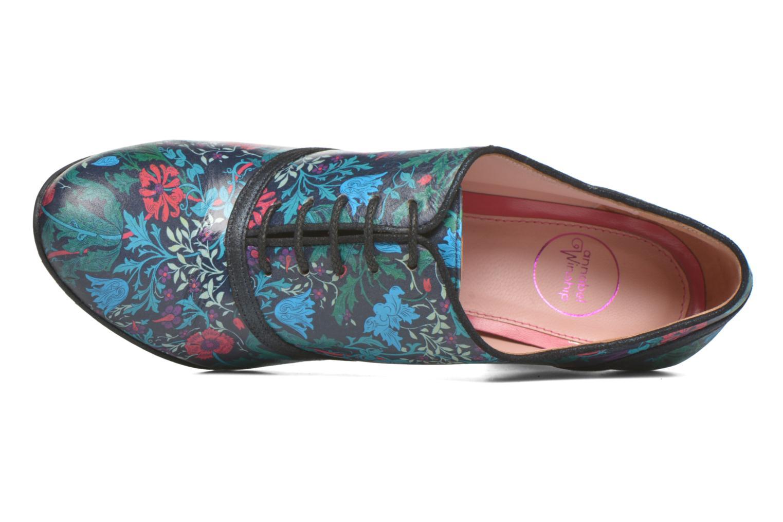 Zapatos con cordones Annabel Winship Stella Multicolor vista lateral izquierda