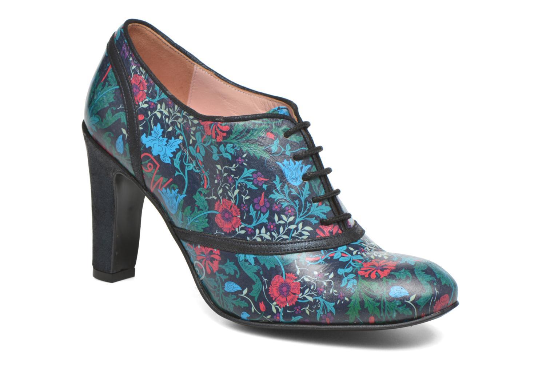 Zapatos con cordones Annabel Winship Stella Multicolor vista de detalle / par