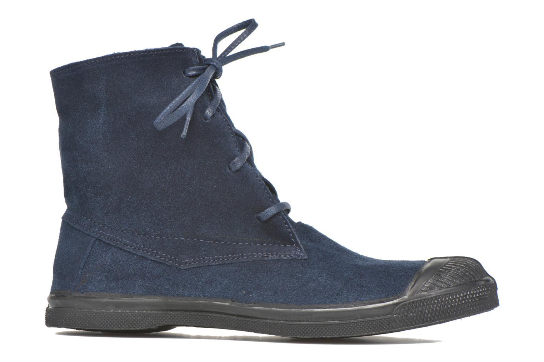 Sneaker Bensimon Boots Dakota blau ansicht von hinten
