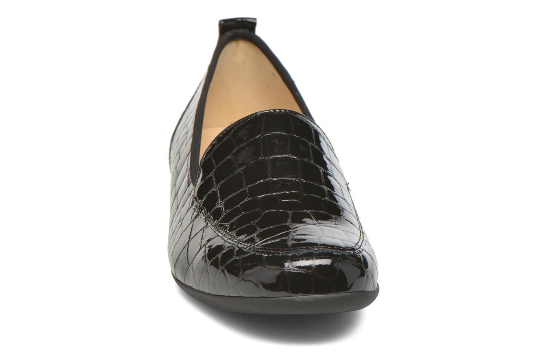 Mocassins Hassia Petra 1733 Noir vue portées chaussures
