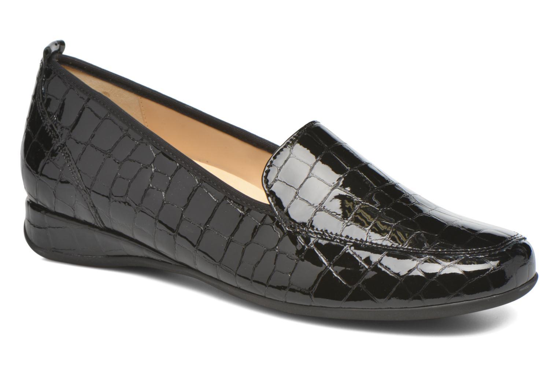 Grandes descuentos últimos (Negro) zapatos Hassia Petra 1733 (Negro) últimos - Mocasines Descuento 4a97a6