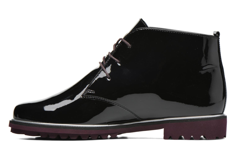 Chaussures à lacets Hassia Asti 1194 Rouge vue face
