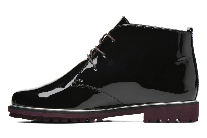 Zapatos con cordones Hassia Asti 1194 Rojo vista de frente