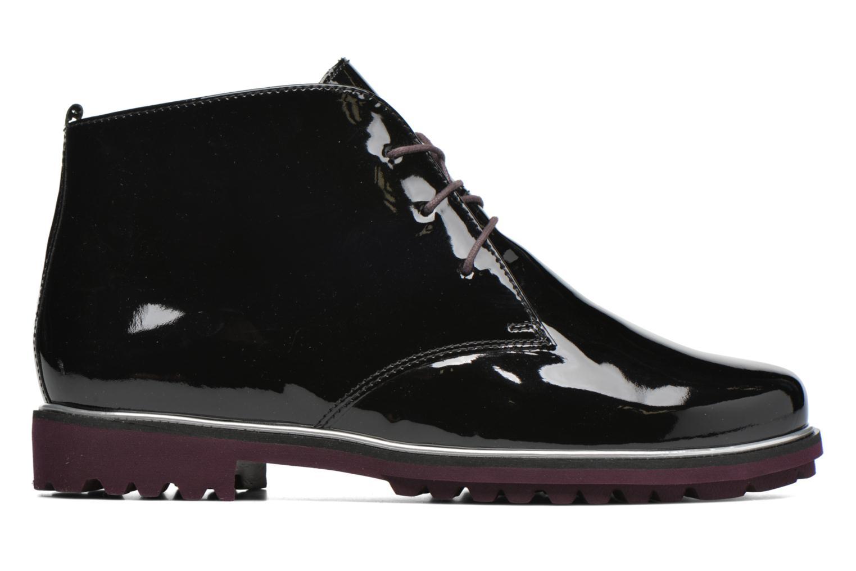Zapatos con cordones Hassia Asti 1194 Rojo vistra trasera