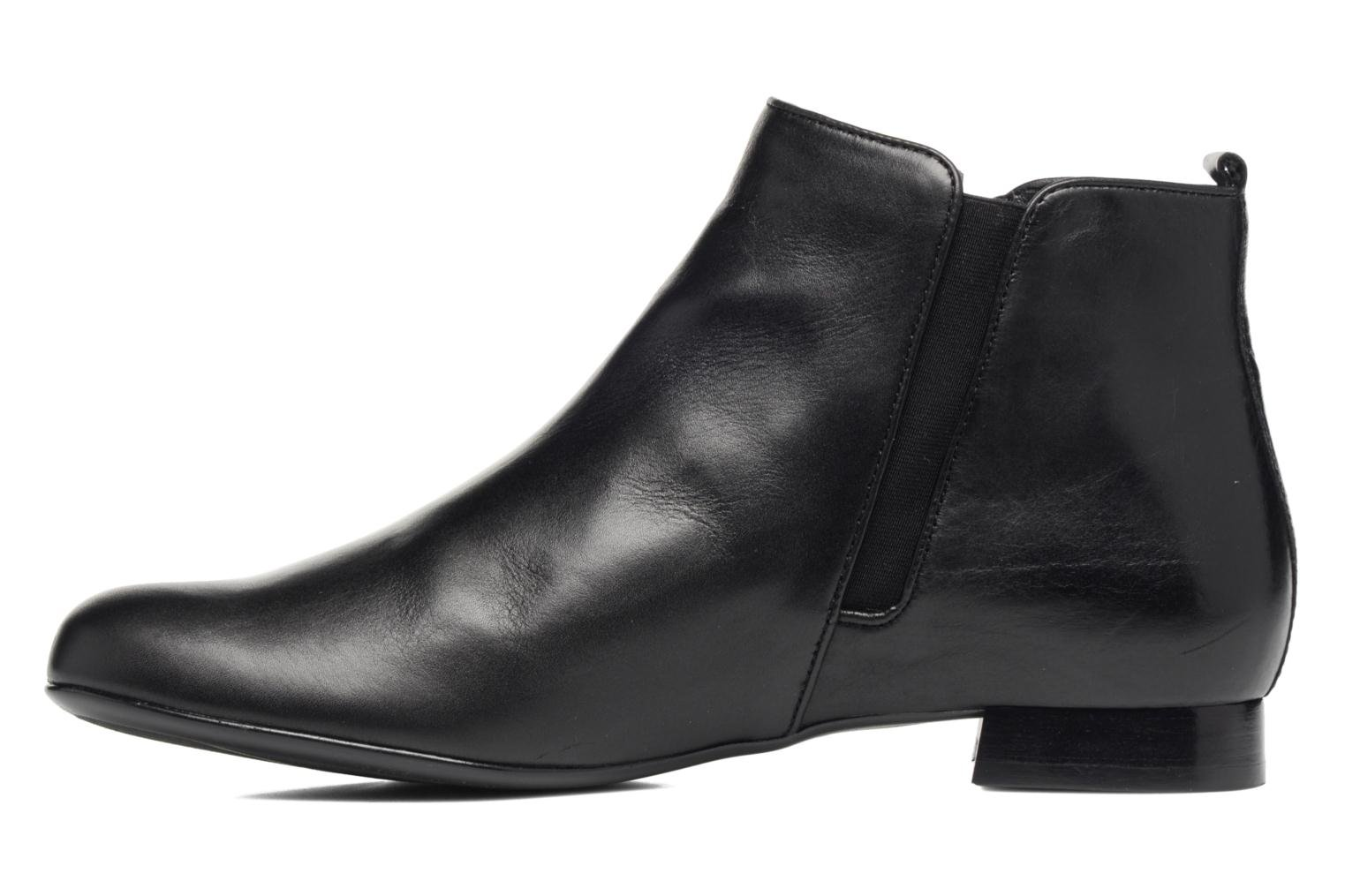 Ankle boots Hassia Fermo 1081 Black front view