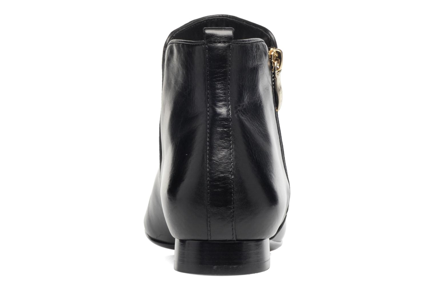 Ankle boots Hassia Fermo 1081 Black view from the right