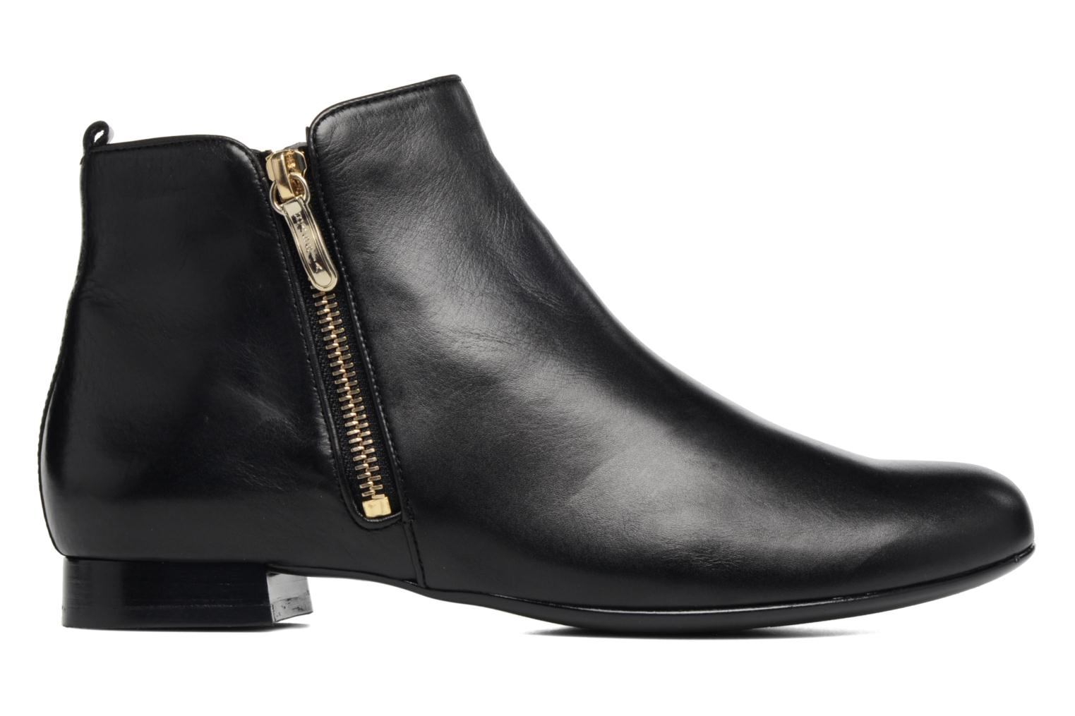 Ankle boots Hassia Fermo 1081 Black back view
