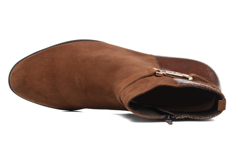 Bottines et boots Hassia Turin 6916 Marron vue gauche