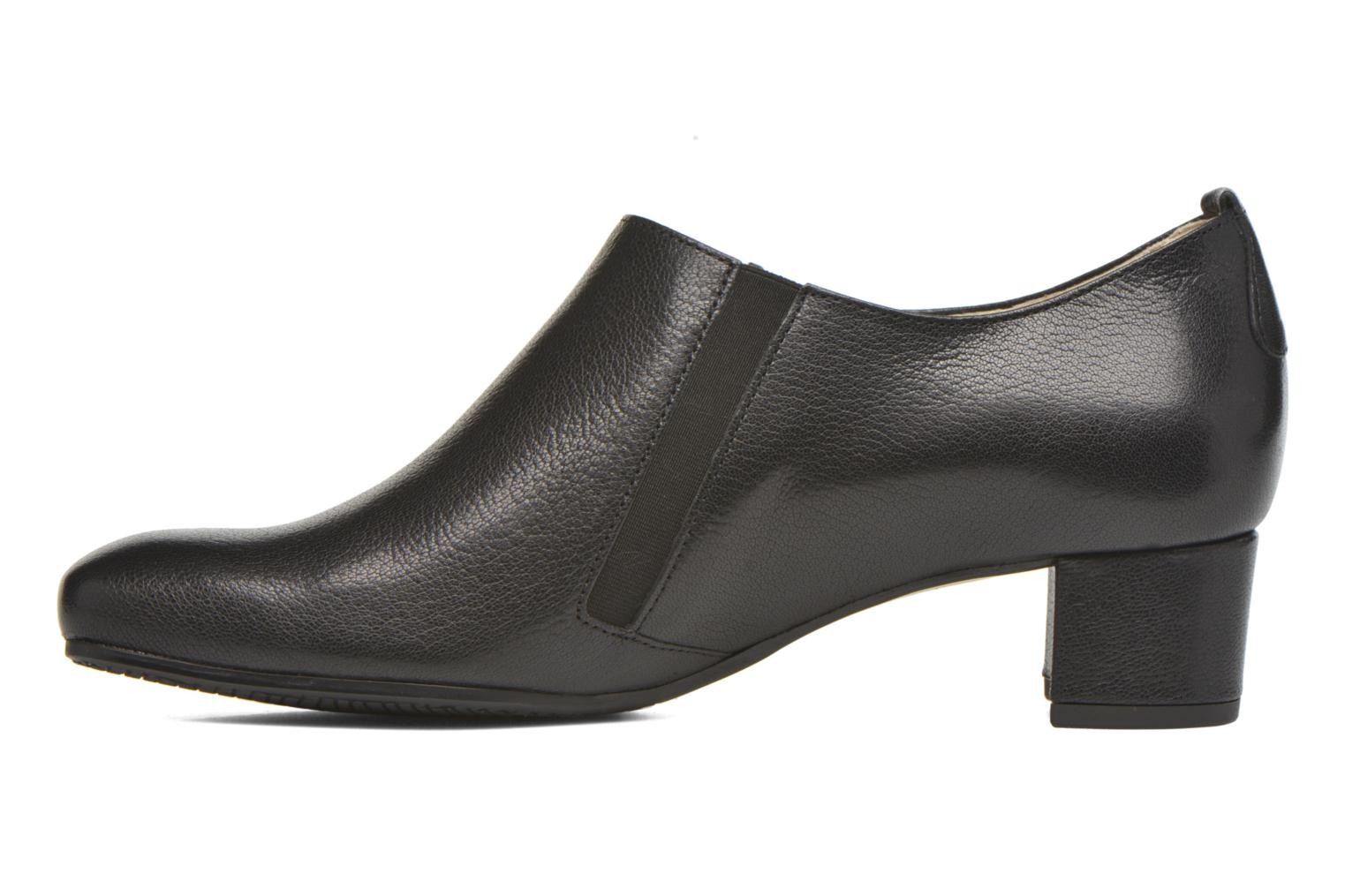 Ankle boots Hassia Verona 3653 Black front view