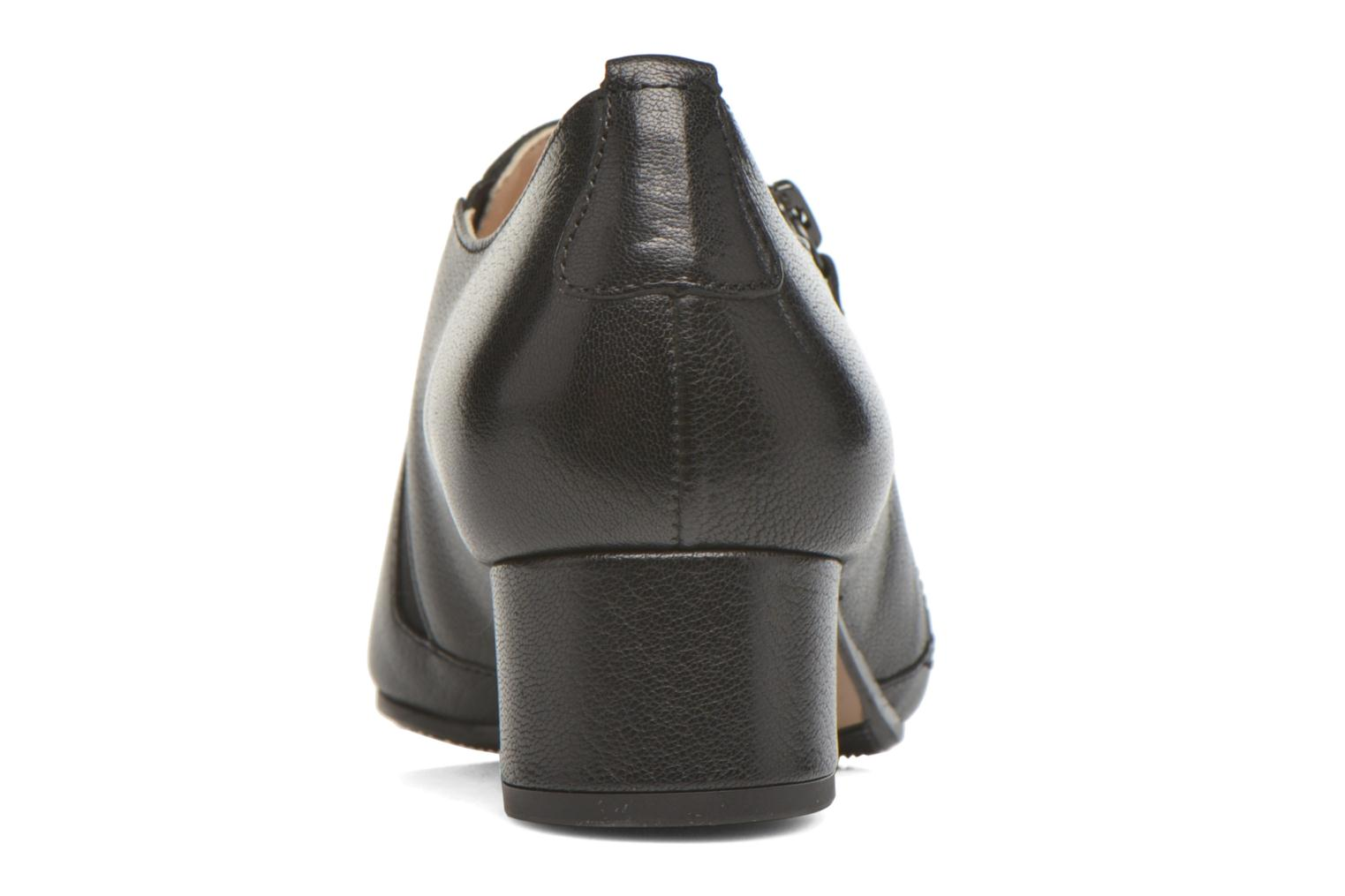 Ankle boots Hassia Verona 3653 Black view from the right