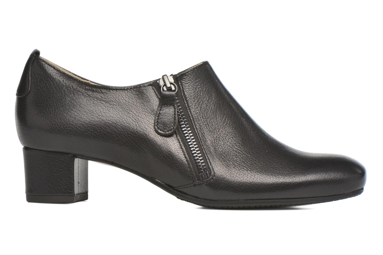Ankle boots Hassia Verona 3653 Black back view