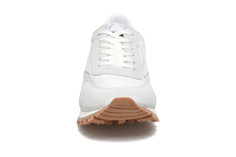 Baskets Marc Jacobs Bolt Blanc vue portées chaussures