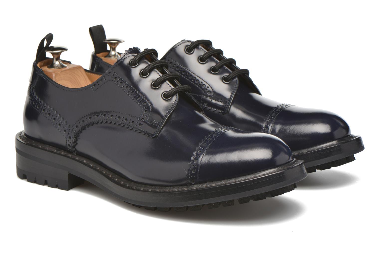 Chaussures à lacets Marc Jacobs Astor Bleu vue 3/4