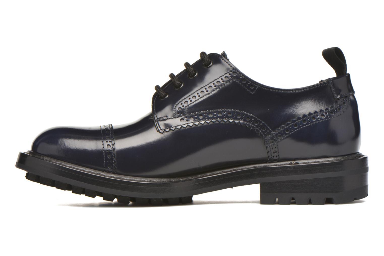 Chaussures à lacets Marc Jacobs Astor Bleu vue face
