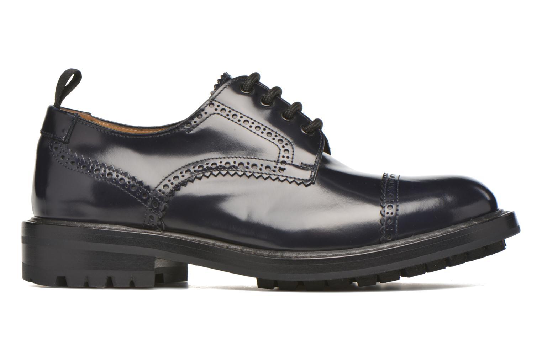 Chaussures à lacets Marc Jacobs Astor Bleu vue derrière