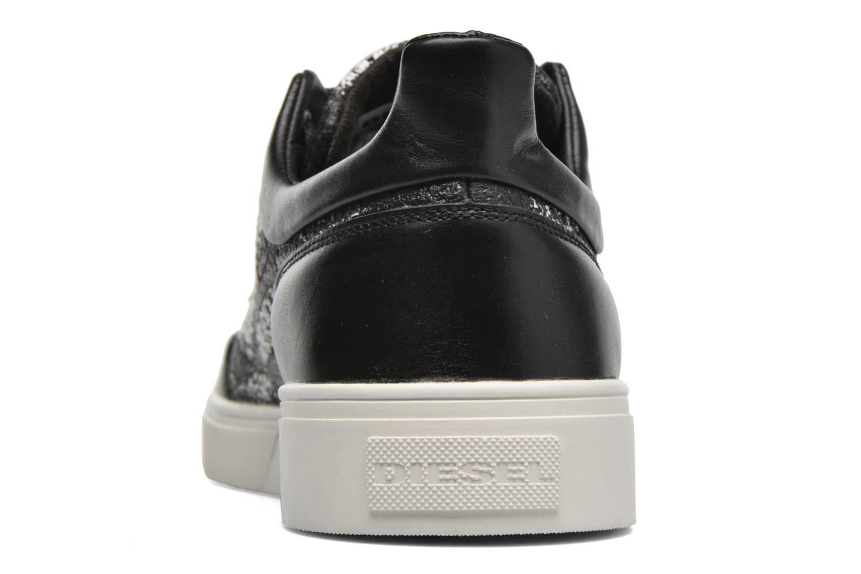 Sneakers Diesel S-Hype Sort Se fra højre