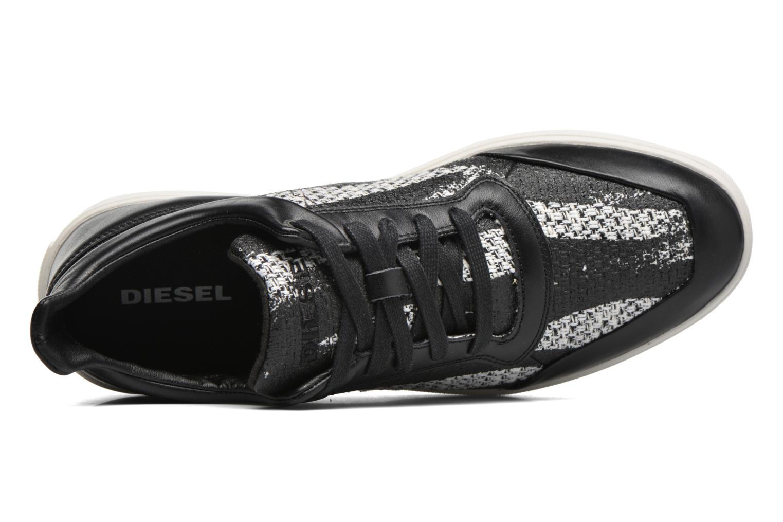 Sneakers Diesel S-Hype Sort se fra venstre