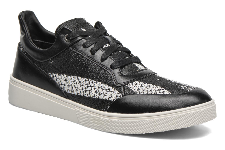 Sneakers Diesel S-Hype Sort detaljeret billede af skoene