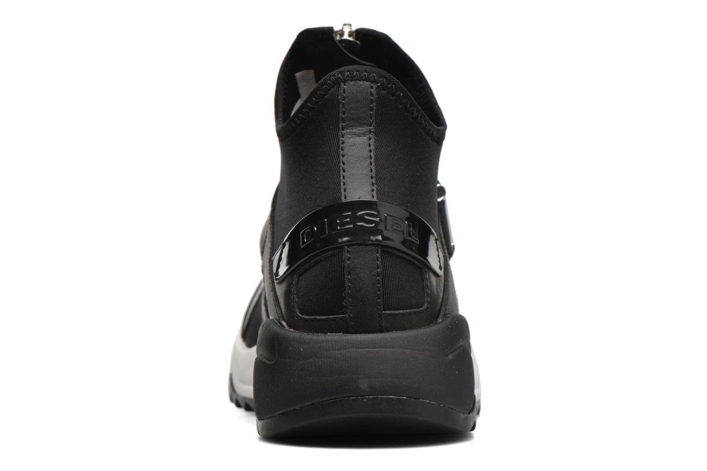 Baskets Diesel S-Superyor Plus W Noir vue droite