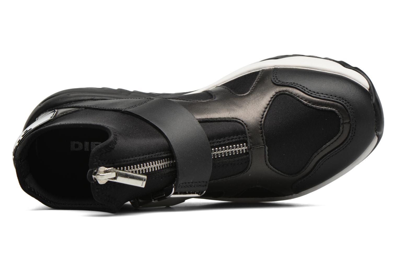 Baskets Diesel S-Superyor Plus W Noir vue gauche
