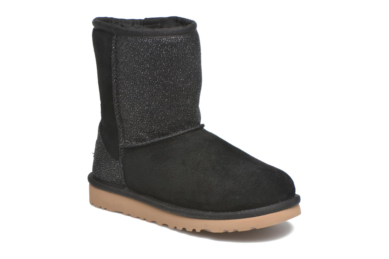 Stiefel UGG Classic Short Serein schwarz detaillierte ansicht/modell