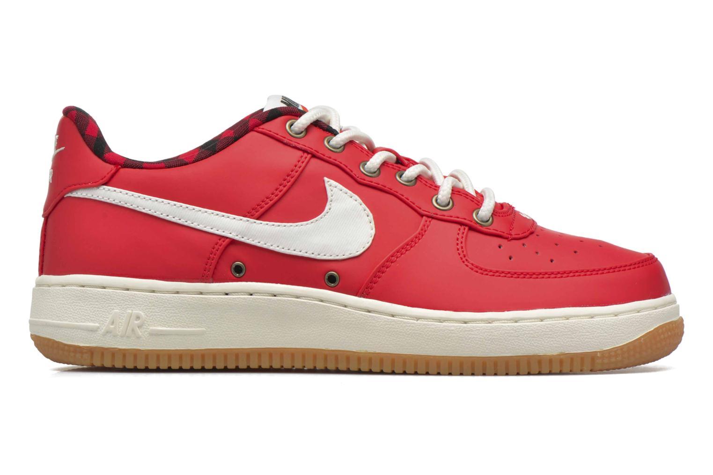 Baskets Nike Air Force 1 Lv8 (Gs) Rouge vue derrière