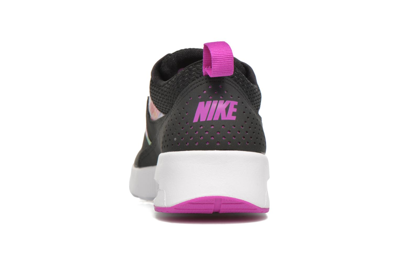 Baskets Nike Nike Air Max Thea Print (Gs) Noir vue droite