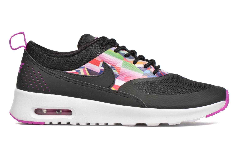 Nike Air Max Thea Print (Gs) Black/Black-Hyper Violet-Hyper Violet