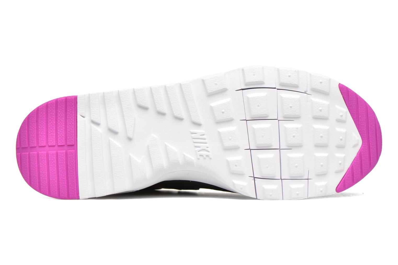 Baskets Nike Nike Air Max Thea Print (Gs) Noir vue haut