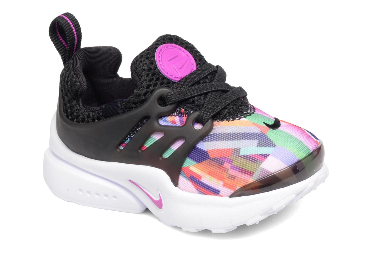 Baskets Nike Nike Presto Print (Td) Noir vue détail/paire