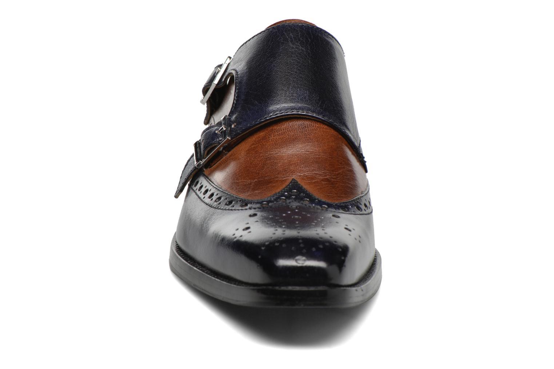 Loafers Melvin & Hamilton Martin 2 Blå bild av skorna på