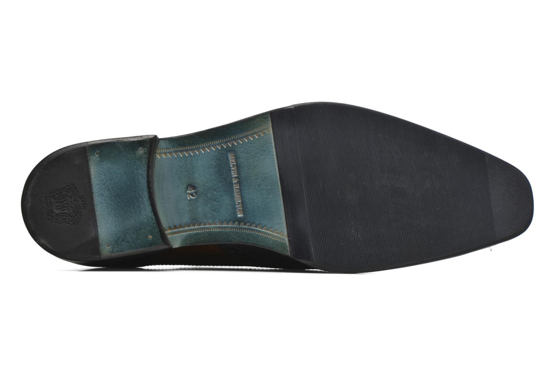 Loafers Melvin & Hamilton Martin 2 Blå bild från ovan