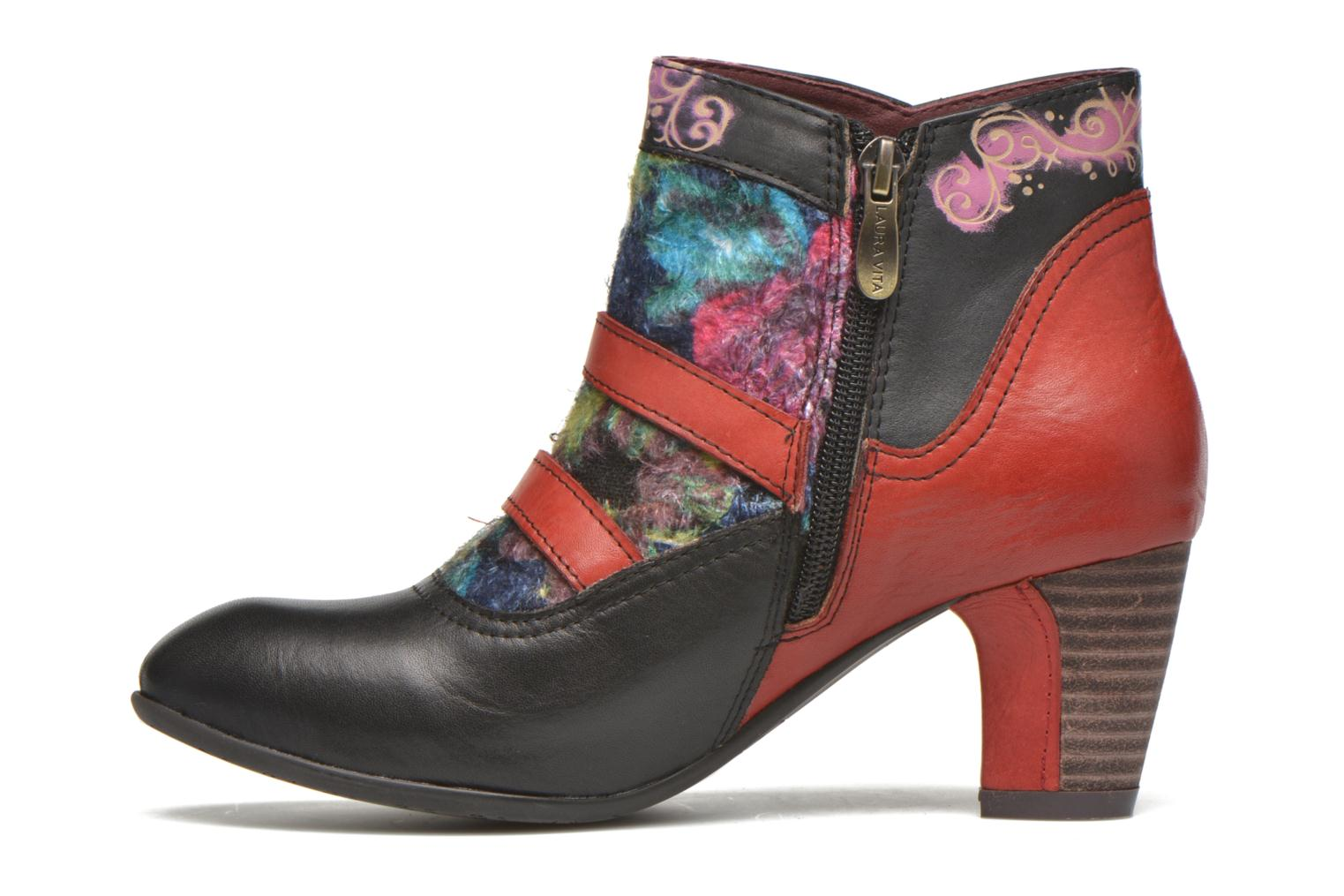 Bottines et boots Laura Vita Amanda30 Multicolore vue face