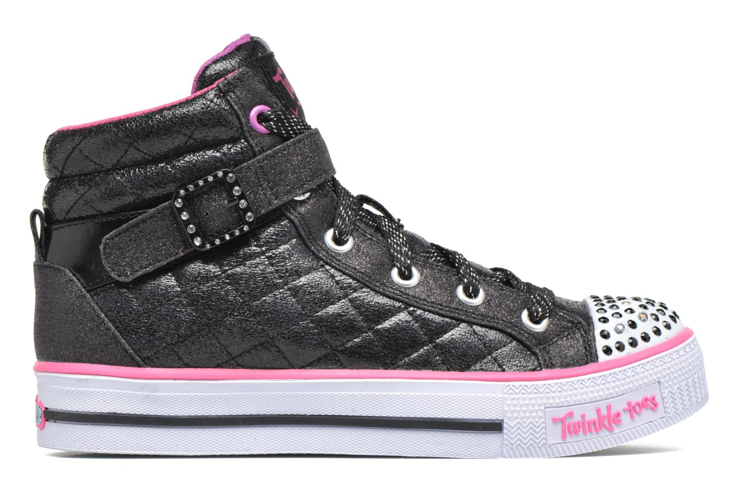 Sneakers Skechers Shuffles Sweetheart Sole Nero immagine posteriore