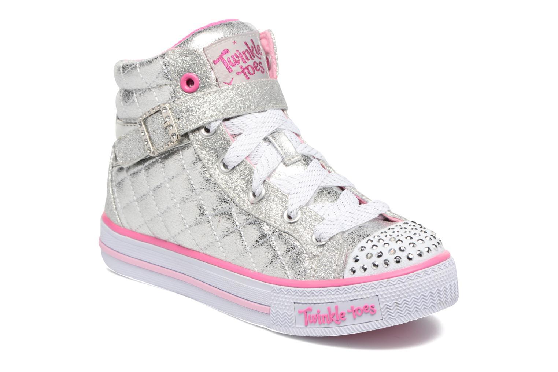 Sneakers Skechers Shuffles Sweetheart Sole Argento vedi dettaglio/paio