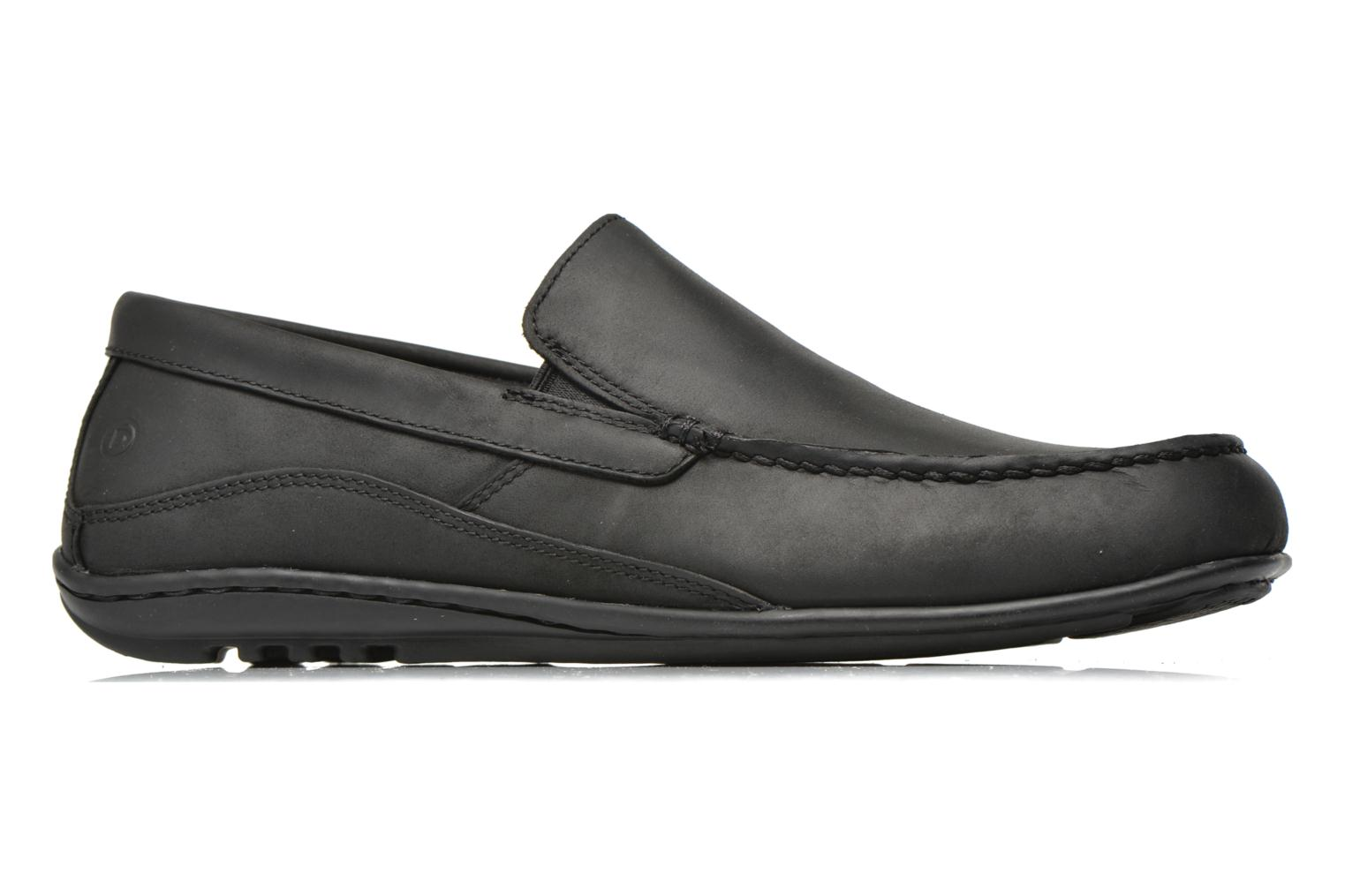 Mocassins Rockport Hit the Road Veneti Noir vue derrière