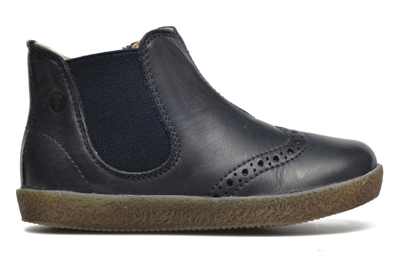 Bottines et boots Naturino Falcotto 4178 Bleu vue derrière