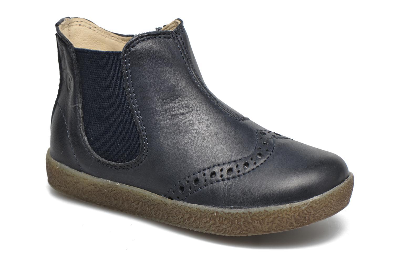 Bottines et boots Naturino Falcotto 4178 Bleu vue détail/paire