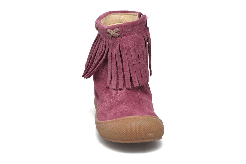 Stiefel Naturino Naturino 4155 lila schuhe getragen