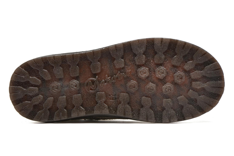 Bottines et boots Naturino Naturino 3745 Or et bronze vue haut