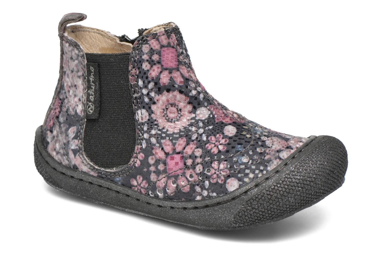 Bottines et boots Naturino Naturino 4153 Gris vue détail/paire
