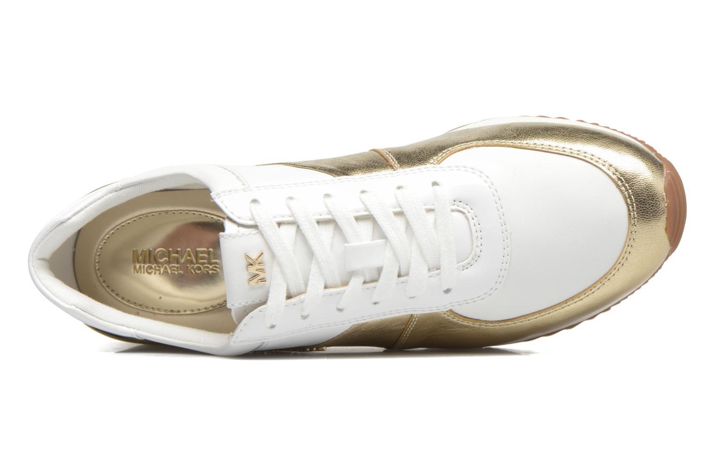 Allie Wrap Trainer 745 Pale Gold / White