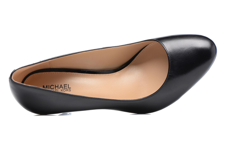 High heels Michael Michael Kors Ashby Flex Pump Black view from the left