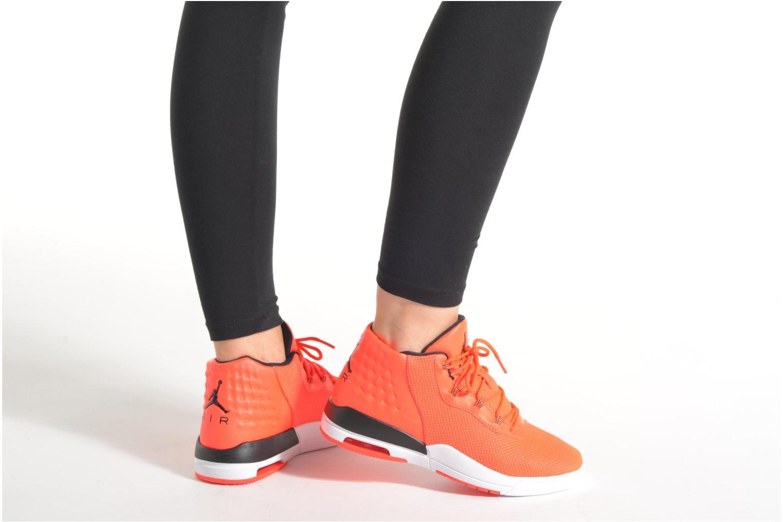 Sneakers Jordan Jordan Academy Bg Sort se forneden