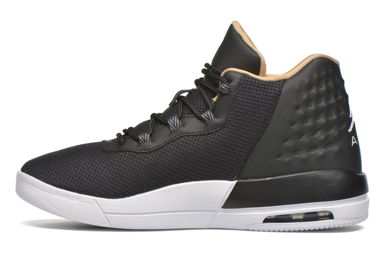 Sneakers Jordan Jordan Academy Bg Sort se forfra