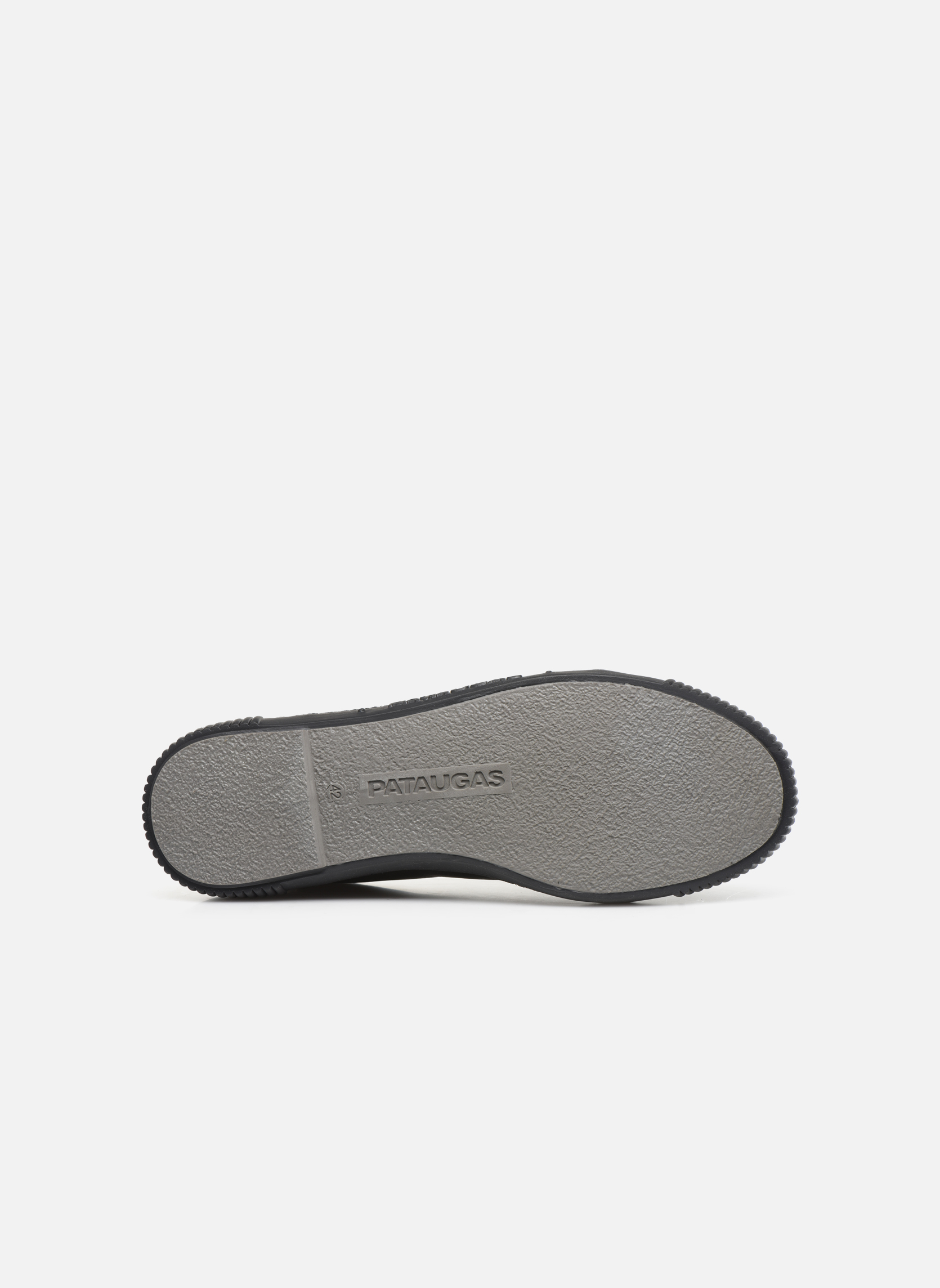 Trainers Pataugas Bumper/N Black view from above