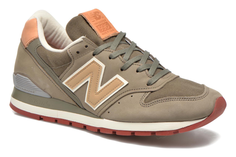 new balance 996 heren groen