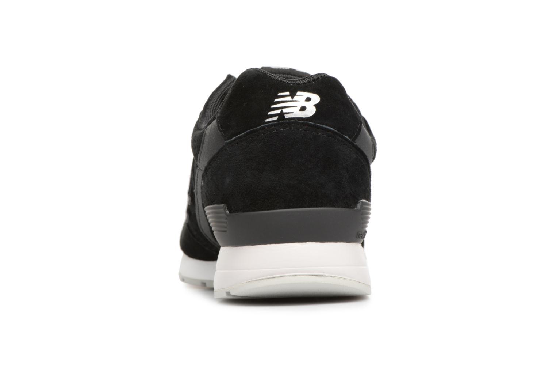 Baskets New Balance MRL996 D Noir vue droite