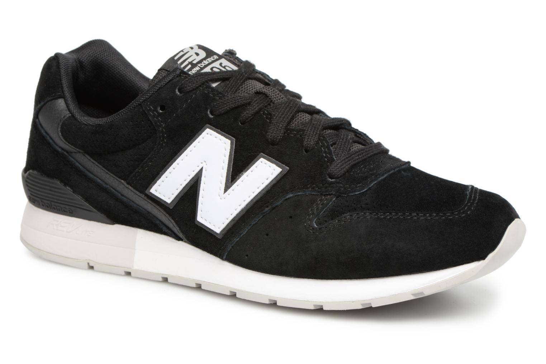 Sneaker New Balance MRL996 D schwarz detaillierte ansicht/modell